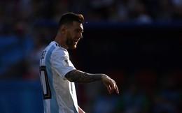 """World Cup 2018: Trong tờ lịch """"tiên tri"""", Messi nhắc đến thất bại đúng ngày gặp Pháp"""