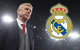 HLV Wenger lần đầu lên tiếng về chuyện thay Zidane dẫn dắt Real Madrid