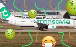 """Hà Lan: Một người đàn ông """"bốc mùi"""" đến nỗi máy bay phải hạ cánh khẩn cấp"""
