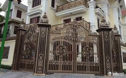 Những căn biệt thự đẹp sửng sốt ở Hà Thành