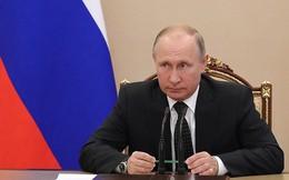 Tổng thống Vladimir Putin mời ông Kim Jong-un đến thăm Nga vào tháng 9