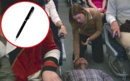 Phát bệnh trên chuyến bay, bệnh nhân tiểu đường được cứu sống nhờ 1 chiếc lò xo bút bi
