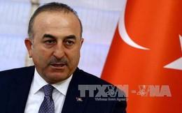 Thổ Nhĩ Kỳ: YPG sẽ bị thu vũ khí khi rút khỏi thành phố Manbij của Syria