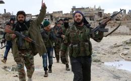 """Syria: Phiến quân """"thừa nước đục thả câu"""", tấn công quân Chính phủ ở phía Bắc"""