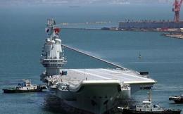 """Tàu sân bay Trung Quốc vừa chế xong đã lỗi thời, thành """"mồi ngon"""" cho tên lửa, tàu ngầm"""