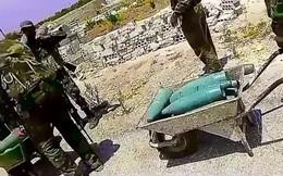 Đặc nhiệm Syria đột kích phá hủy kho vũ khí của quân thánh chiến ở Idlib