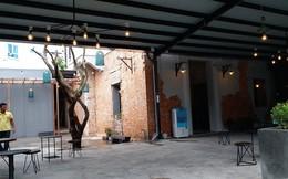 Ngang nhiên 'lột áo' nhà công sản cổ kiểu Pháp để trang trí quán cà phê