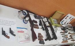 Nổ súng AK tại Hà Nội, 2 người thương vong