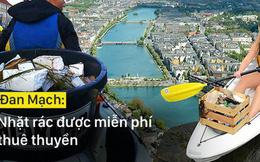 Đan Mạch: Nhặt đủ 1 thùng rác, du khách được thuê thuyền miễn phí