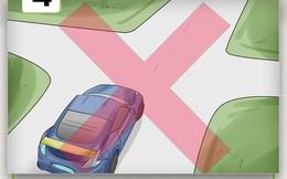 [Photo Story] 14 mẹo vặt giúp các tài non lái xe an toàn