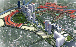 Hà Nội có thêm khu đô thị 80.000 dân