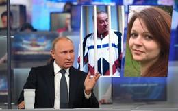 TT Putin: Điệp viên Skripal đã chết ngay tại chỗ nếu chất độc thần kinh quân sự được sử dụng