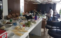 Thanh niên Đà Nẵng tổ chức tiệc ma túy trong chung cư cao cấp để đãi bạn