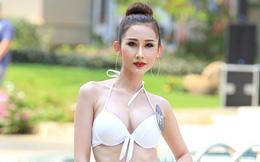 Người mẫu Việt có gia cảnh đặc biệt dự thi Hoa hậu châu Á thế giới
