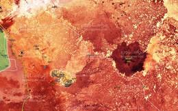 Không quân Syria dồn dập truy sát IS trên chiến địa As-Suwayda