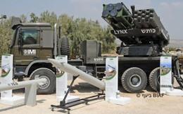 Israel giới thiệu đạn dẫn đường 122 mm tích hợp được cho pháo phản lực BM-21 Grad Việt Nam