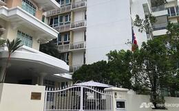 Hai người Hàn Quốc đột nhập nhà đại sứ Triều Tiên tại Singapore