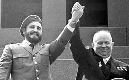 """Chuyển tên lửa đến Cuba: Mỹ """"ngậm đắng"""" vì """"cú lừa"""" ngoạn mục của Liên Xô"""