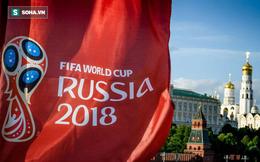 Tiết lộ giá bán bản quyền World Cup 2018 cho VTV