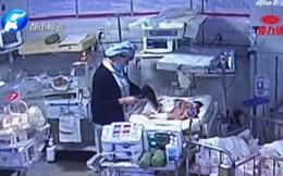 Nữ y tá quên tắt máy sấy tóc, bé sơ sinh 4 ngày tuổi bị bỏng nặng, phải cưa chân