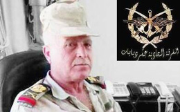 """Quân đội Syria bất ngờ mất chiến tướng cấp cao ở thành phố """"đẫm máu"""" Deir Ezzor"""