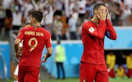 World Cup 2018: Bồ Đào Nha sụp đổ bắt đầu từ cú đá khó tin này của Ronaldo