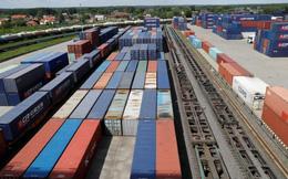 Tàu hỏa chở hàng Trung Quốc kẹt cứng ở cổng vào châu Âu