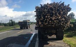 Trên đường làm thuê, đôi vợ chồng chết thảm dưới bánh xe tải