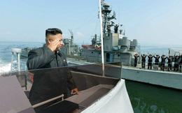 Tàu chiến Hàn Quốc và Triều Tiên nối lại liên lạc vô tuyến sau 10 năm
