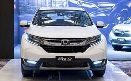 Xe nhập khẩu Honda CR-V chính thức tăng giá bán tại đại lý