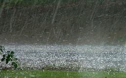 Cả nước đón mưa dông, Hà Nội trời dịu mát