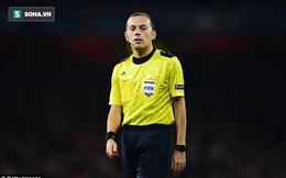 """Trọng tài từng gây tranh cãi, phạt thẻ """"không tiếc tay"""" sẽ bắt chính trận Anh vs Croatia"""