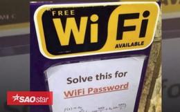 Loạt mật khẩu Wi-Fi mà đọc xong là bạn chỉ muốn bật 3G lên dùng luôn cho nhanh