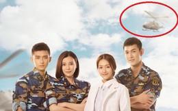"""Poster """"Hậu duệ mặt trời"""" bản Việt: Xuất hiện trực thăng... chưa từng có trong QĐ Việt Nam"""
