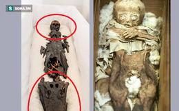 """Sau hơn 1 thế kỷ chìm trong bí mật, """"xác ướp hai đầu"""" xuất hiện, hé lộ câu chuyện kỳ lạ"""