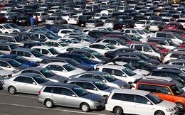 6 tháng qua, thuế về mức 0%,  người Việt chi bao nhiêu tiền nhập khẩu ô tô?