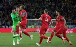 Chưa kịp vui, đội tuyển Anh đã phải buồn khi nhìn lại chính mình