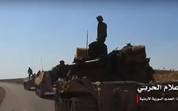 """""""Hổ Syria"""" chủ công nghiền nát thánh chiến dọc biên giới Jordan, góc nhìn từ phương Tây"""
