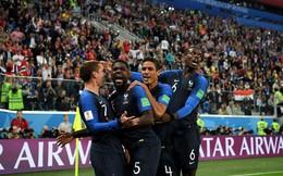 Pháp 1-0 Bỉ: Umtiti lập công, đưa Pháp vào chung kết