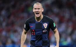 Vừa thoát án treo giò vì khiêu khích Nga, trung vệ Croatia lại bị FIFA điều tra lần nữa