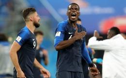 """World Cup 2018: Gạt bỏ sự ích kỷ, Pogba tự nâng cấp lên """"bản 2.0"""" đáng sợ gấp nhiều lần"""