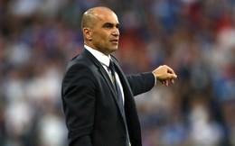 """Thuyền trưởng tuyển Bỉ chua cay sau thất bại: """"Pháp đã """"lùa"""" cả tiền đạo về phòng ngự"""""""