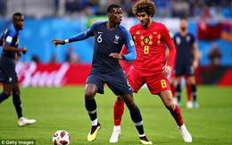 """Tỏa sáng ở World Cup, Paul Pogba khiến HLV Mourinho """"đau đầu""""?"""