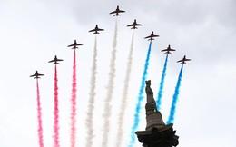 70.000 người mừng sinh nhật 100 tuổi của Không quân Hoàng gia Anh