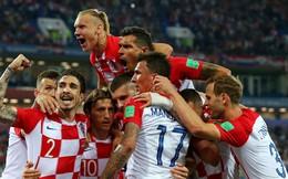 """Thành Lương """"đặt cửa"""" Harry Kane ghi bàn, Anh hạ Croatia 1-0"""