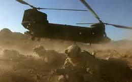 Ngày đẫm máu của đặc nhiệm Hải quân Mỹ ở Afghanistan