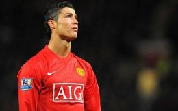 Tiết lộ: Trước khi sang Juventus, Ronaldo từng bị Man United đối xử phũ phàng