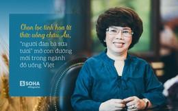 """Chọn lọc tinh hóa từ thức uống châu Âu, """"người đàn bà sữa tươi"""" mở con đường mới trong ngành đồ uống Việt"""