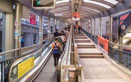 Những hệ thống giao thông công cộng kỳ lạ nhất thế giới: Tàu chạy bằng sức người, thang cuốn dài 800 mét