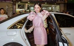 Angela Phương Trinh xuất hiện điệu đà, thu hút sự chú ý